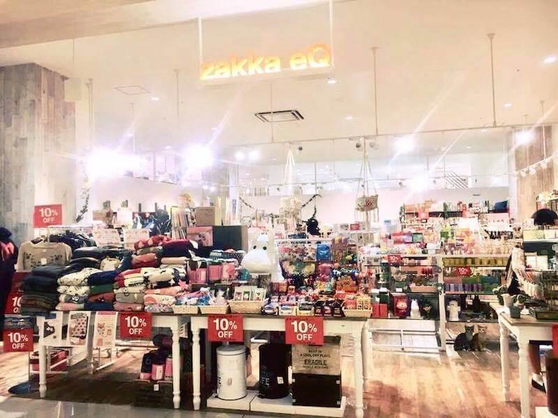 zakka eQ 広島レクト店