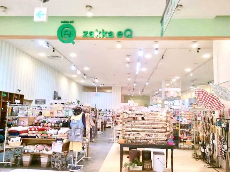 zakka eQ アミュプラザ長崎店